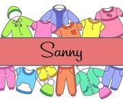 Sanny детский трикотаж оптом